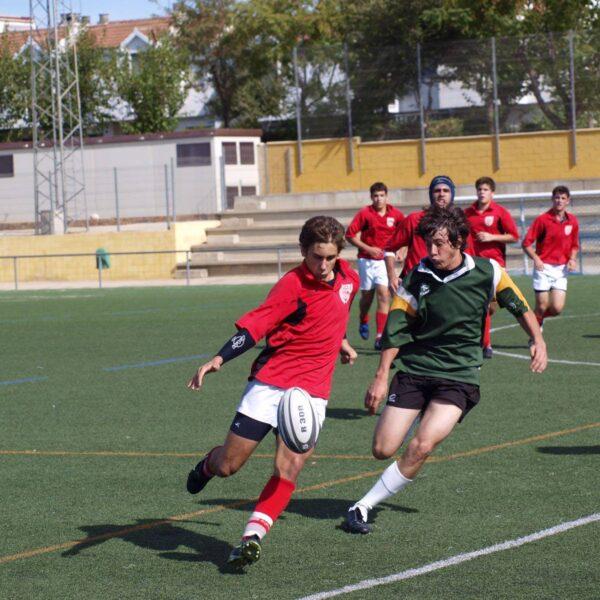 El Club Amigos del Rugby celebra la internacionalidad de Arturo Iñiguez