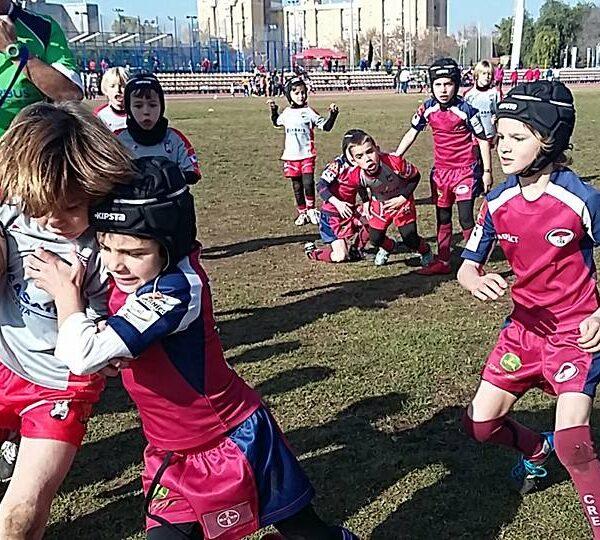 Mucho Rugby en el I Torneo de Escuelas #40CAR