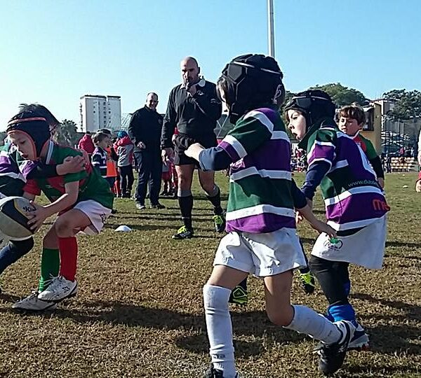 Comenzamos el Torneo Internacional Escuelas de Rugby #40CAR