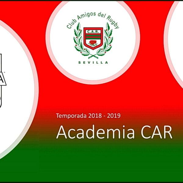 ACADEMIA CAR, UN PUENTE A LA EXCELENCIA