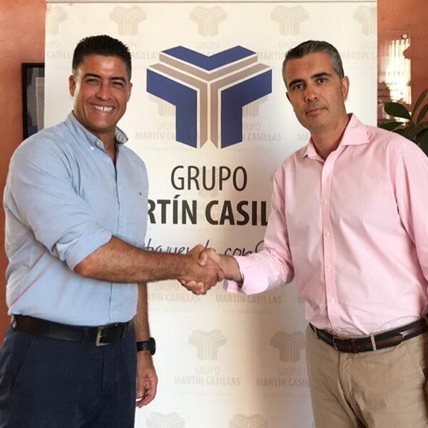 MARTÍN CASILLAS,  SE SUMA A SEGUIR CONSTRUYENDO  CAR