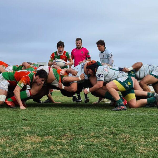 CAR COANDA se enfrenta en casa a otro fuerte rival, Pozuelo Rugby Unión