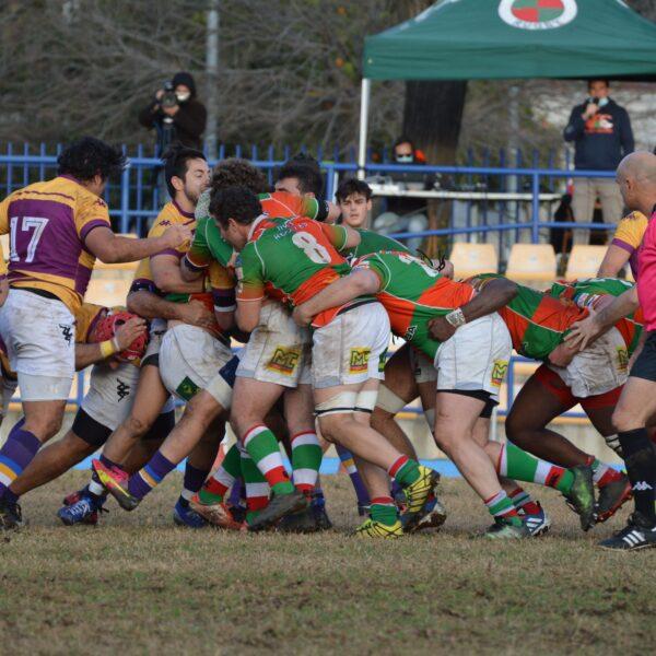 Dura derrota de CAR Coanda ante Pozuelo Rugby Unión: 0-35