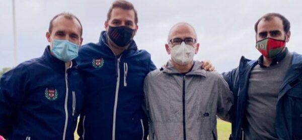 """ENTREVISTA. Francisco López Herrero (Tanque): """"Ser jugador de rugby marca toda tu vida»"""