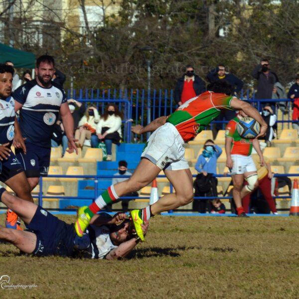 Arranca la segunda vuelta: Marbella Club Rugby-CAR Coanda