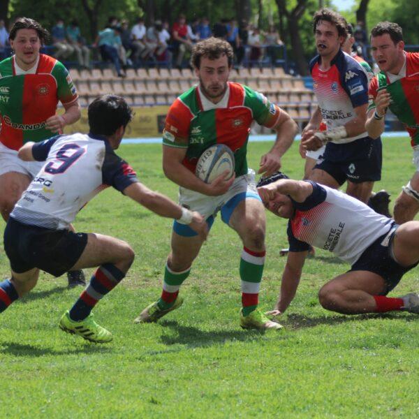 CAR COANDA, un año más en la Liga de Plata del Rugby español (32-21)