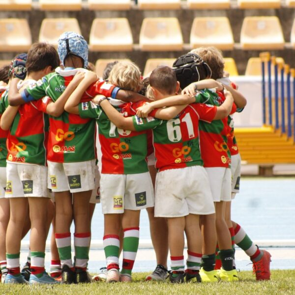 San Pablo y El Pilar acogen el III Torneo Andaluz de Rugby Gradual SUB 6/8/10