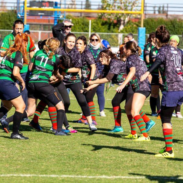 """ENTREVISTA LaCARtijas. """"El Rugby es para nosotras amistad, superación y risas. Entrar de frente, no rodear los problemas"""""""