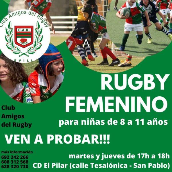 Club Amigos del Rugby: Rugby Femenino